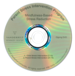 The Parent Stress Intervention Program - Qigong DVD